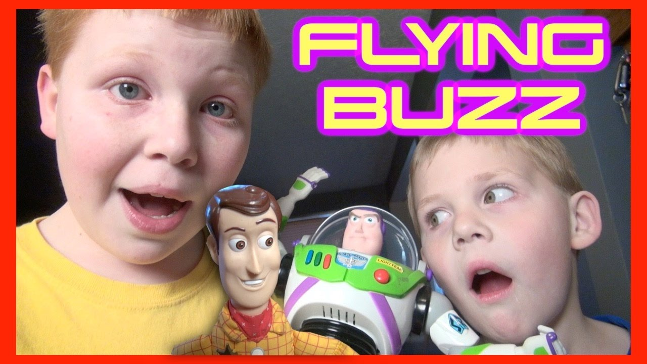 Toy Story 4:  Flying Spanish Buzz Lightyear | Woody Batman Slinky Dog | Disney Pixar