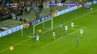 Supertaça: FC Porto 3-0 V. Guimarães (10-08-2013)