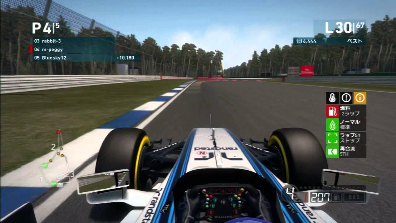 Download F1 2014  ドイツGP 100%