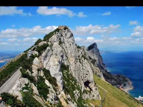 Rock Of Gibraltar | How Best Attractions Landmark Areas Looks Like | Location Picture Gallery