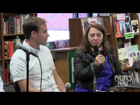 Third Annual Graphic Novel Panel: Finding Your Audience—Perspectives from the Artists