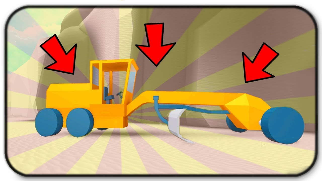 (Money Code) New Vehicle! Grader - Roblox Snow Shoveling ...