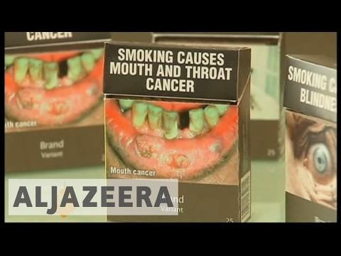 EU anti-smoking laws threaten African trade