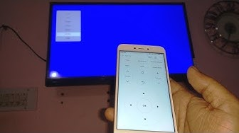 How to Use your Phone as TV Remote Control (Easy)