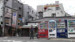 Japan Tour 2008 Episode 22bis : Matsumoto, clean city.