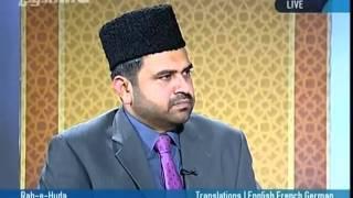 The Ahmadiyya Jamaat opposed by the Muslim Ummah-persented by khalid Qadiani.flv