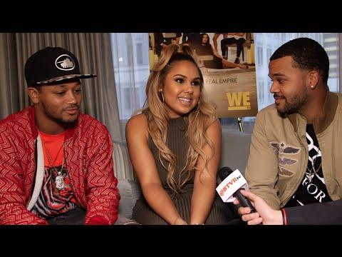"Romeo Miller, Kristinia DeBarge & Damon ""Boogie"" Dash on Parents Supporting their Careers"