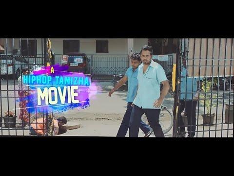 Meesaya Murukku Teaser Review And Reaction | Hip Hop Tamizha Adhi, Vivek
