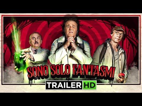SONO SOLO FANTASMI - Trailer Ufficiale (HD)