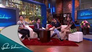 Sarah Sechan Guest - The Nelwans - Athina - Bianca - Christoffer - Artis Youtube