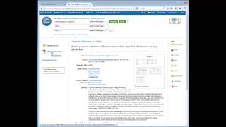 Finding Scholarly Peer Reviewed Journal Articles in EBSCO Databases