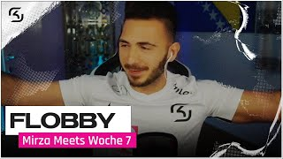 MIRZA MEETS.. FLOBBY | Das SK-interne FIFA Battle