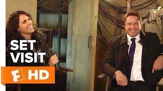 London Has Fallen Official Set Visit (2016) - Morgan Freeman, Gerard Butler Movie HD