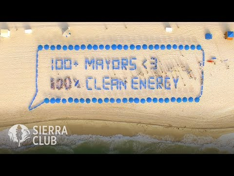 Explained: Trump Pulls Back On Climate, Mayors Push Towards 100% Clean Energy | Sierra Club