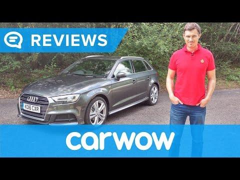 Audi A3 Sportback 2017 review | Mat Watson Reviews