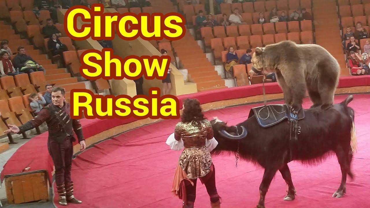 russian circus full video
