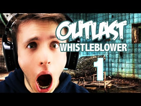 OUTLAST DLC CON RAFA DE LOS POLINESIOS !! | OUTLAST WHISTLEBLOWER | ALEX BROWN