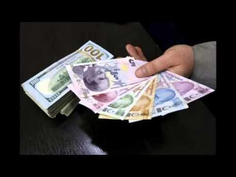 Turkish lira falls to record low against dollar