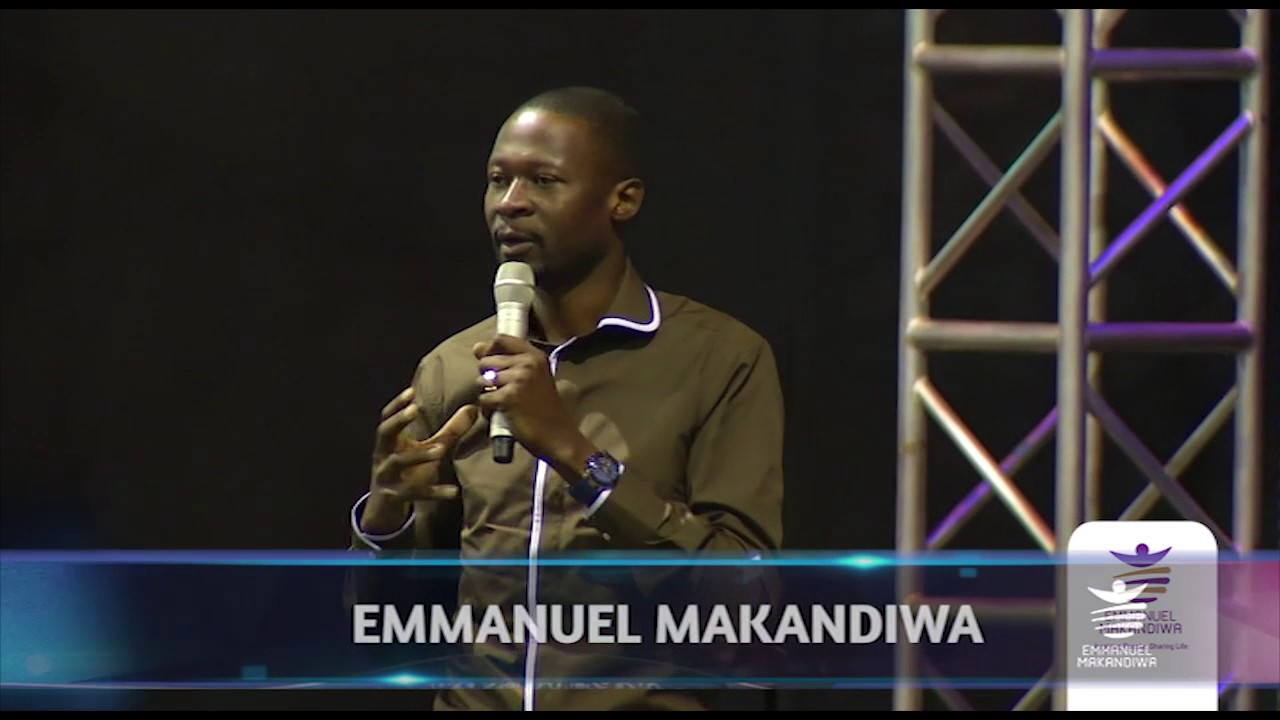 EMMANUEL MAKANDIWA ON LEAPING WALLS
