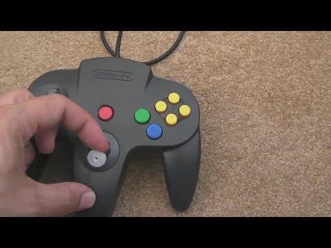 Nintendo 64 (N64) Controller Repairs