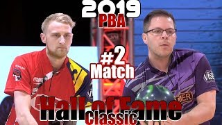 2019 Bowling - PBA Bowling Hall of Fame Classic #2 Video