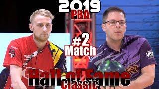 2019 Bowling - PBA Bowling Hall of Fame Classic #2