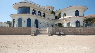 Palm Jumeriah Signature Villa