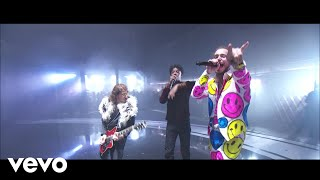 Baixar Post Malone - rockstar (Live From The MTV VMAs) ft. 21 Savage