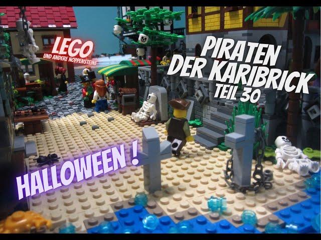 Piraten der Karibrick - Teil 30 - Halloween