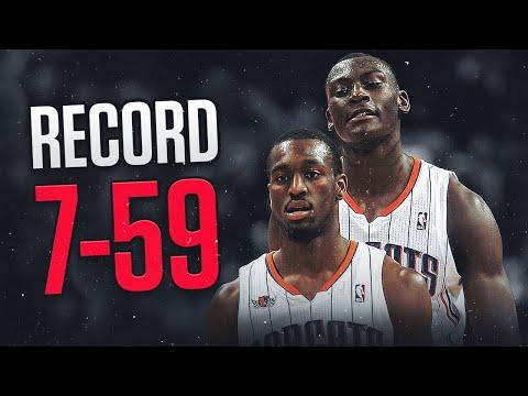 Top 5 WORST Teams In NBA History