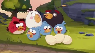Злые птички - Энгри Бердс - Не без моего шлема (S2E14) || Angry Birds Toons