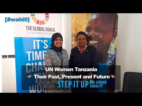 [SW] Interview with UN Women Tanzania in Celebration of International Women's Day!