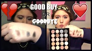 bh cosmetics 28 color essential eyes palette   good buy or goodbye