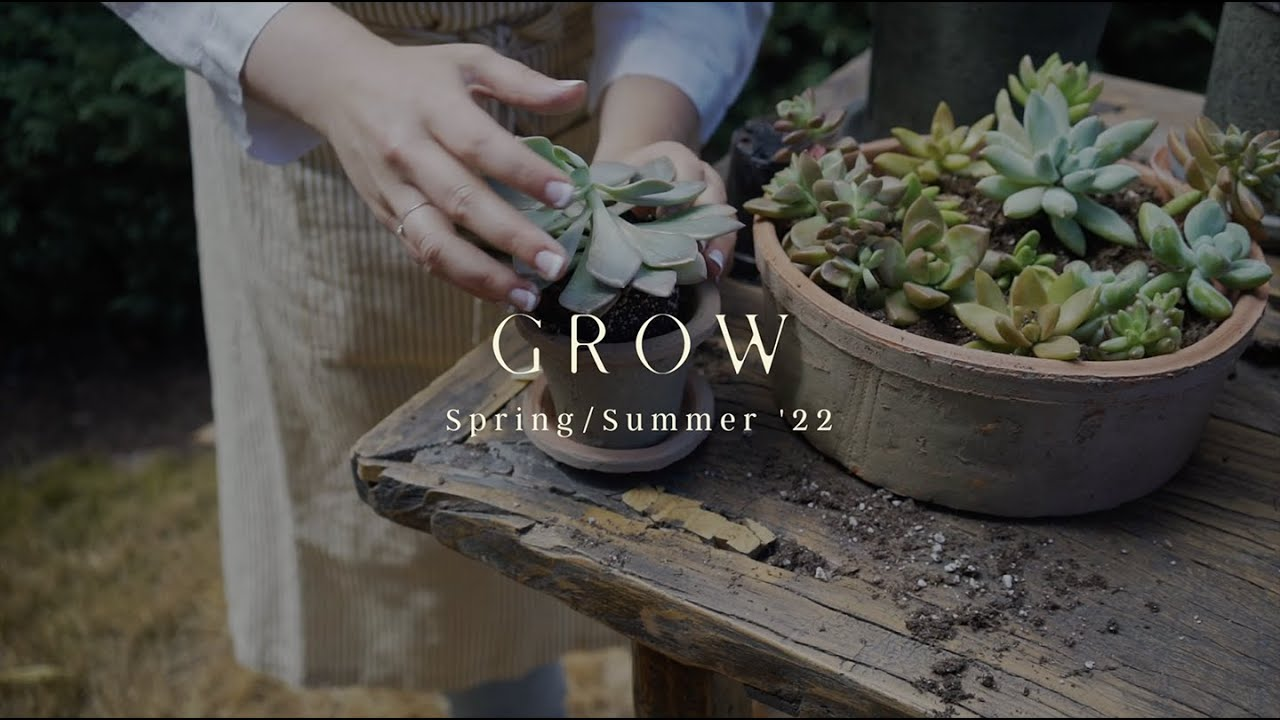 Grow - Indaba SS '22 Collection