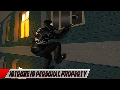 Jewel Thief Grand Crime City Bank Robbery Games Android Gameplay
