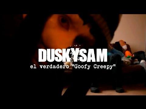 Duskysam, el verdadero Goofy creepy