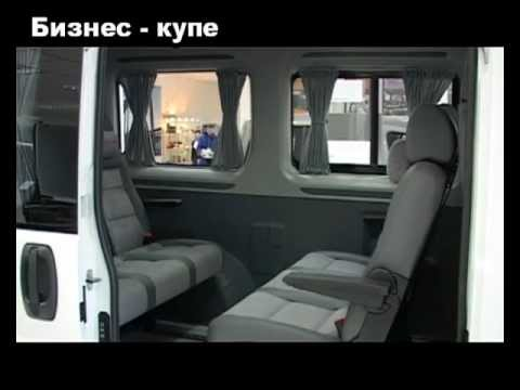 видео: Микроавтобус peugeot boxer tour transformer 5 in 1 (салон-трансформер)