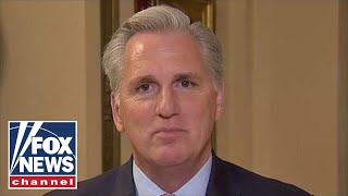 Kevin McCarthy says Pelosi is gaming the system