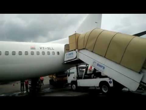 Spicejet SG431- Kochi to Bangalore - YouTube