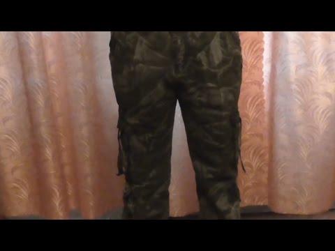 Banggood - Мужские камуфляжные штаны в стиле милитари Fuhaogongshe Vjean VC1+