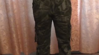 Banggood - Мужские камуфляжные штаны в стиле милитари Fuhaogongshe Vjean VC1+(, 2014-12-20T10:25:24.000Z)