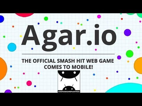 Agar.io Android GamePlay Trailer (1080p)