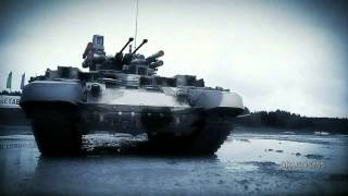 bmpt terminator tank t 90ms tagil in action 2012