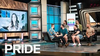 Aliya-Jasmine Joins Our '1 Girl 5 Gays' Reunion | ET CANADA PRIDE