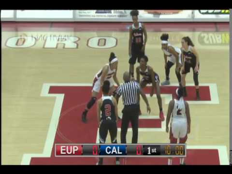 EDINBORO UNIVERSITY LADY SCOTS VS  CALIFORNIA UNIVERSITY OF PENNSYLVANIA