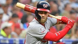 Bryce Harper | 2018 Highlights ᴴᴰ