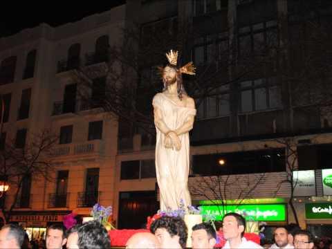 Procesion Divino Cautivo De Madrid 2013