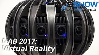 NAB 2017: Virtual Reality