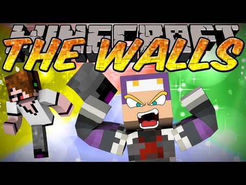 Minecraft Mini-Game The Walls w/Deadlox - BEAST MODE ACTIVATED!