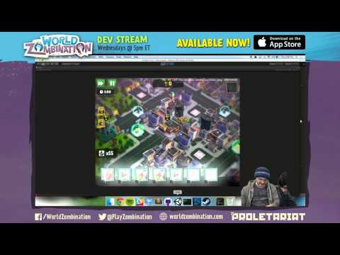 World Zombination Development: Coding a New Unit 3/19/2015